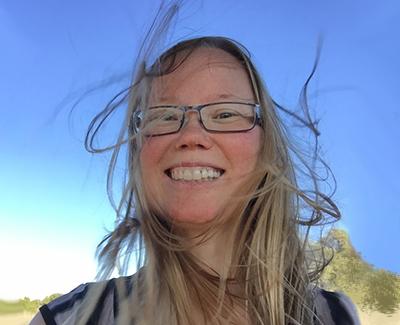 Kirsi Paltto - Daglig leder (cand.philol. UiTØ)